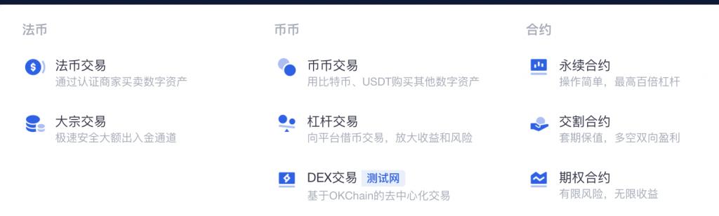 OKEX交易所注冊及基本操作教程插圖6